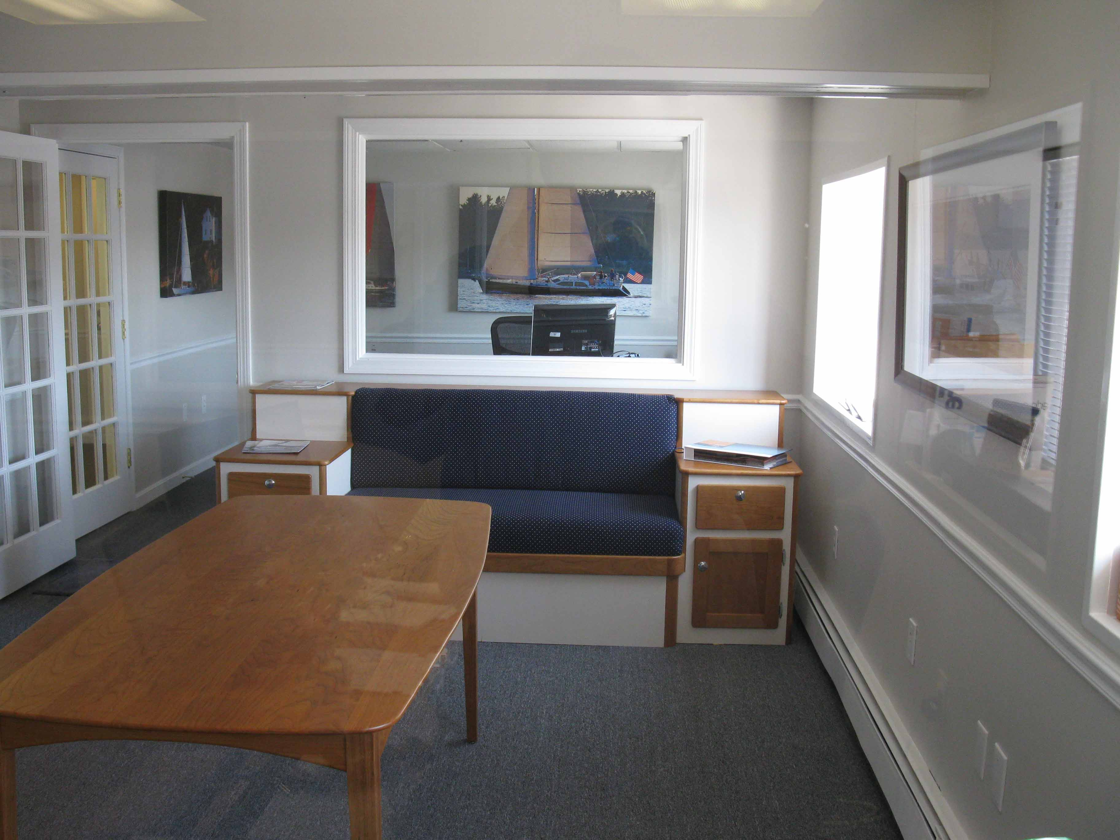 morris newport office