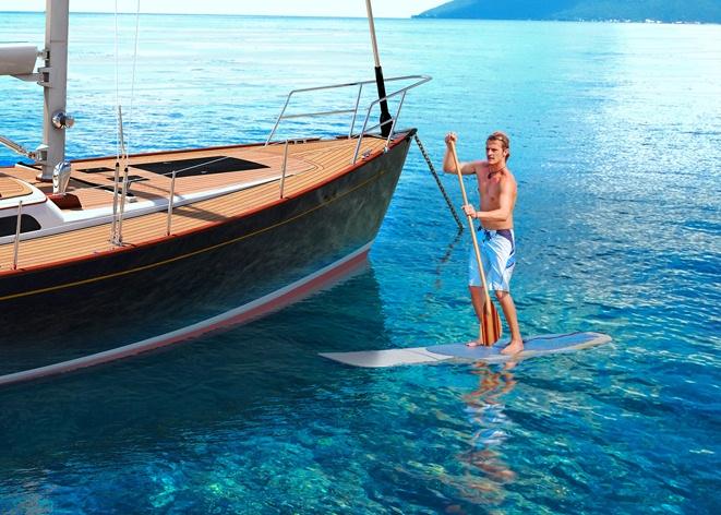 Morris Yachts iSUP