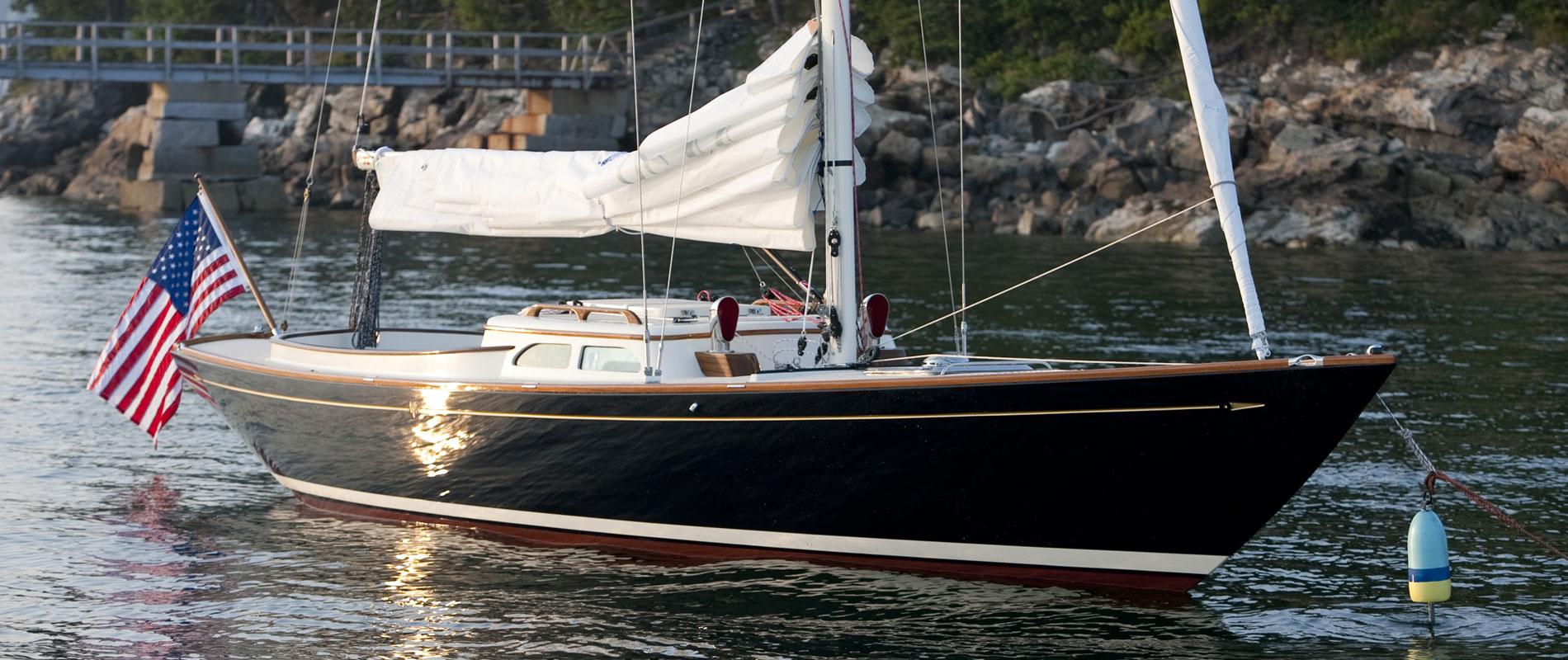 Morris Yachts M29