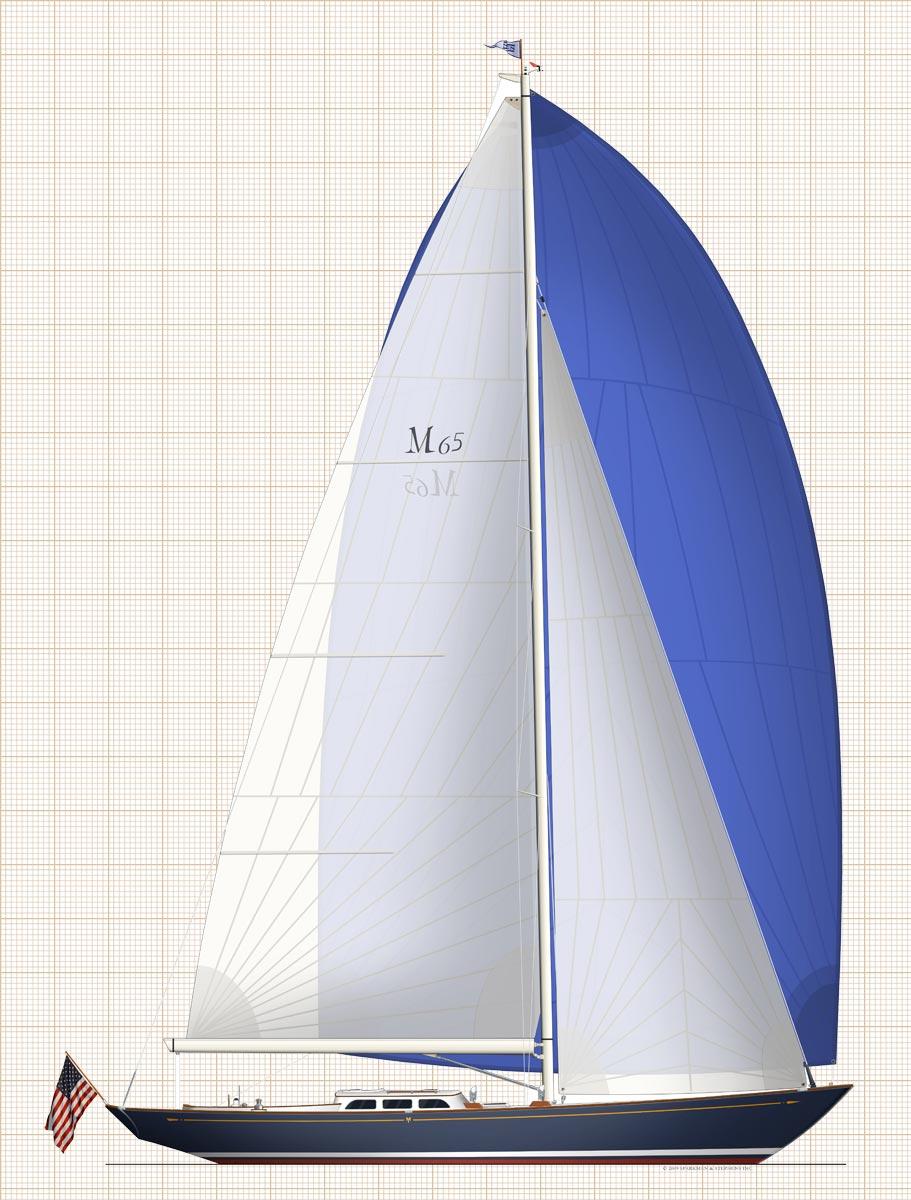 Sail Plan