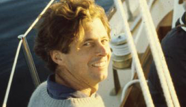 Tom Morris founded Morris Yachts in 1972.