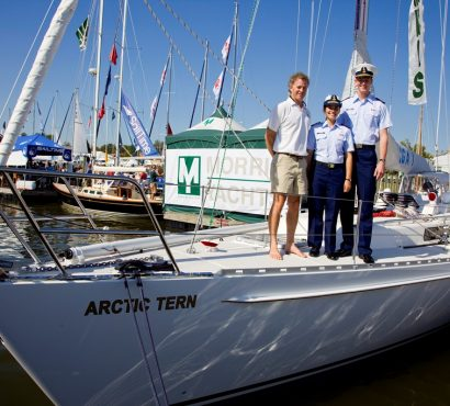 Morris Yachts Chosen by the U.S. Coast Guard