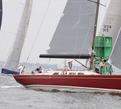 Morris 42X Ranger Takes The Annual NYYC Cruise By Storm