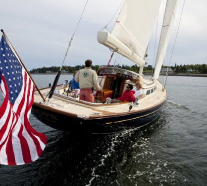 """The M52 Is Elegant, Sophisticated, and """"As Demure As A Highly Conspicuous Luxury Yacht Can Be"""""""