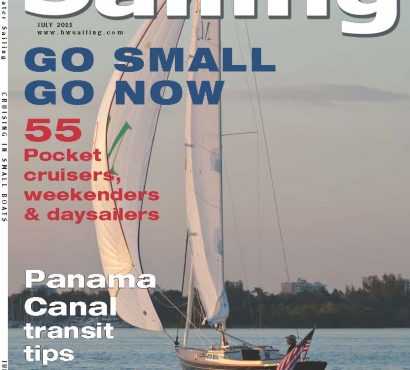 Blue Water Sailing, July 2011
