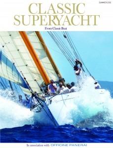 Classic Superyacht, Summer 2012