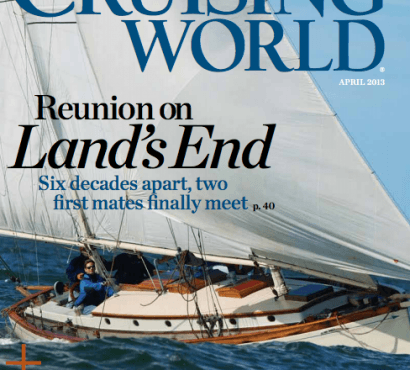 Cruising World, April 2013