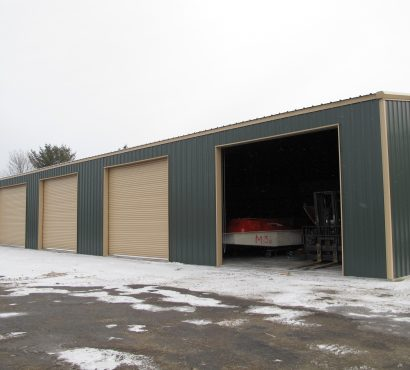 Another Building Added to our Production Facilities