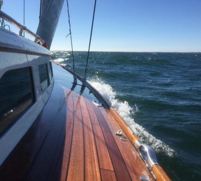 Nothing Sails To Windward Quite Like A Morris Yacht