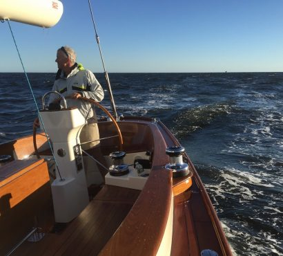 Morris Yachts Are Built For Sailors By Sailors