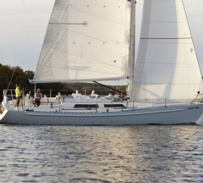 Press Release: Morris Yachts' New USCG L44 Now Available for Sailors