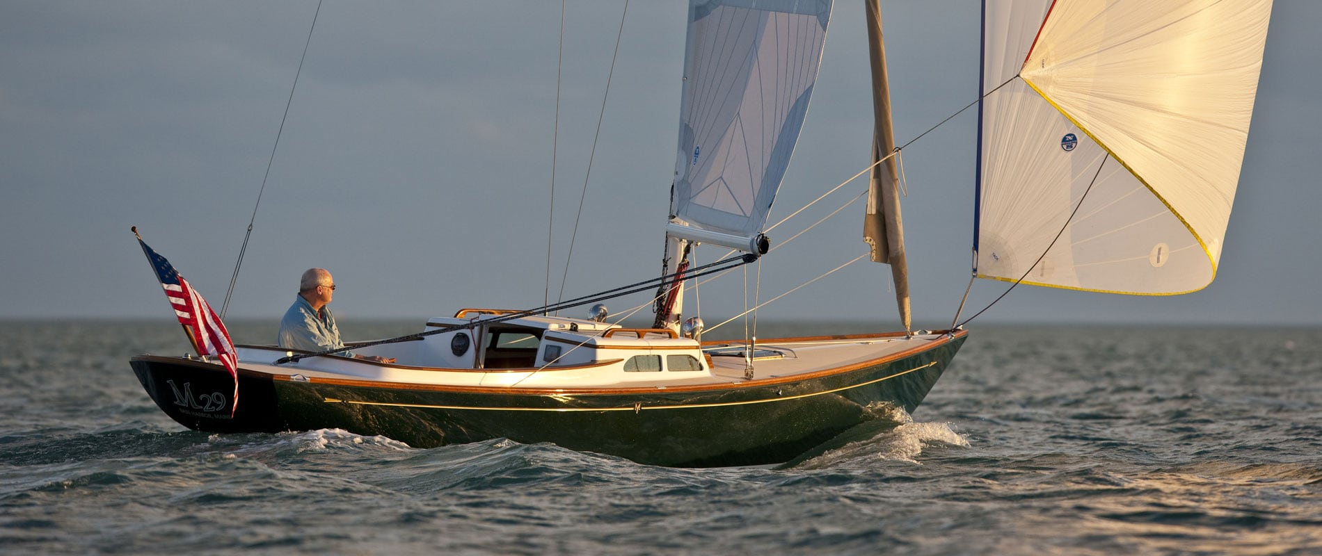M29 | Morris Yachts