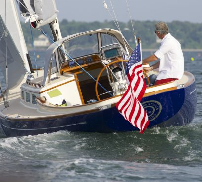 Press Release: Morris Yachts Celebrates 10-year Anniversary of the M36