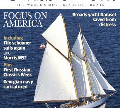 Classic Boat, November 2012