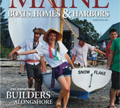 Maine Boats, Homes & Harbors, March 2015