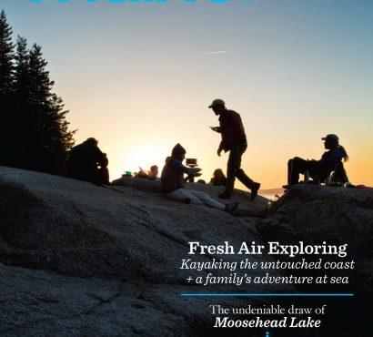 Maine Magazine, August 2013