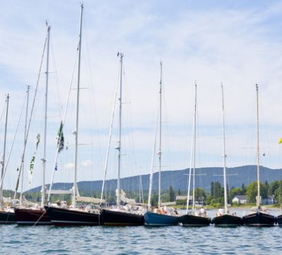Press Release: Morris Yachts Sees Positive Changes, Talks About A Bright Future