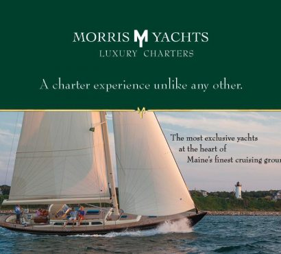 Press Release: Morris Yachts Expands Charter Business