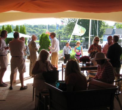 Morris Yachts Sponsors Luxury Curator Event