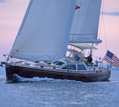 Made In Maine: American Offshore Cruisers