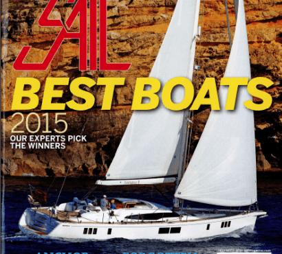 Sail Magazine, December 2014