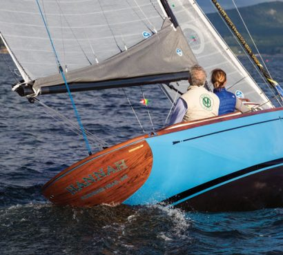 """Press Release: Morris Yachts Adds New Supercharged """"X-Type"""" Models to Its Range of Modern Classics"""