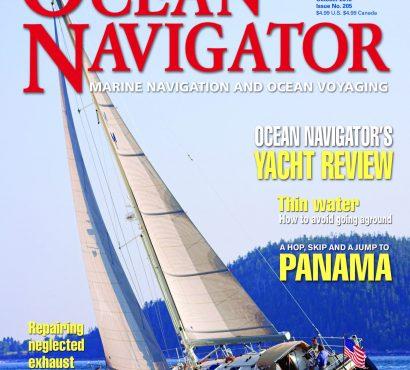 Ocean Navigator, October 2012