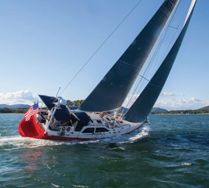 Press Release: Ocean Series 48GT Unveiled in Annapolis