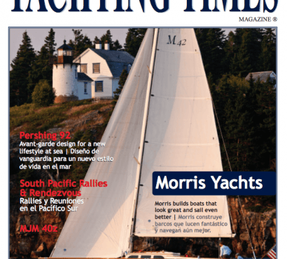 Yachting Times, June 2012