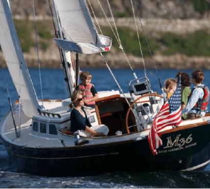 Press Release: Morris Yachts Sponsors The Junior Olympics