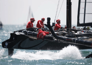 Press Release: Morris Yachts Teams Up With Artemis Racing
