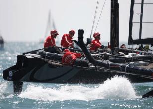 Press Release: Morris Yachts Teams Up With Artemis Racing