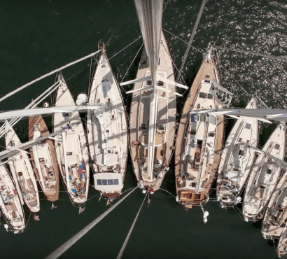 Morris Yachts 45th Anniversary