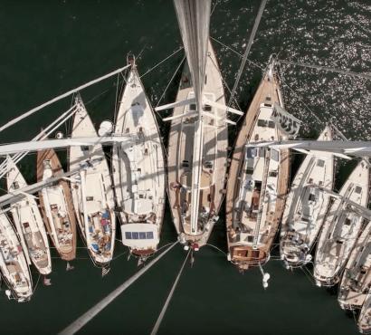 Morris Yachts 45th Anniversary