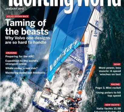 Yachting World, January 2015
