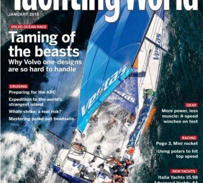 Yachting World, January 2015