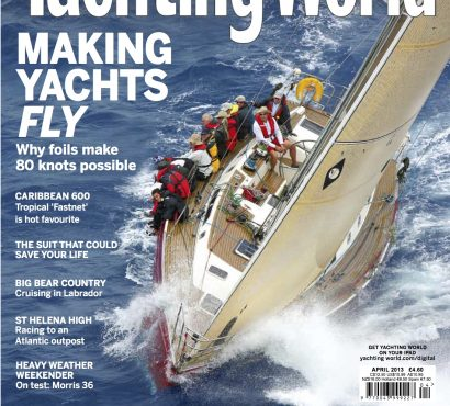 Yachting World, April 2013