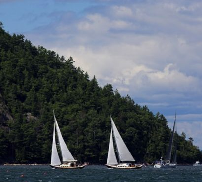 Come Cruising On The Coast Of Maine With Us