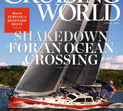 Cruising World, April 2015