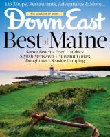Morris Service Wins 'Best Boatyard' – DownEast Magazine, July 2012