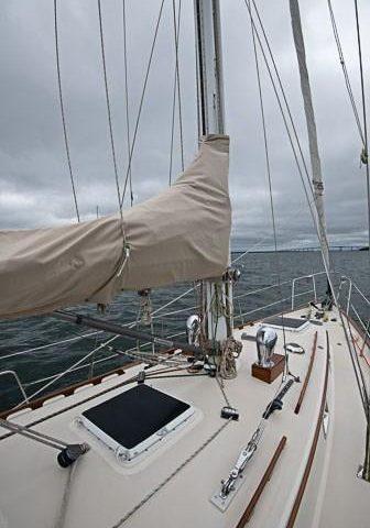 SALTY | Morris Yachts