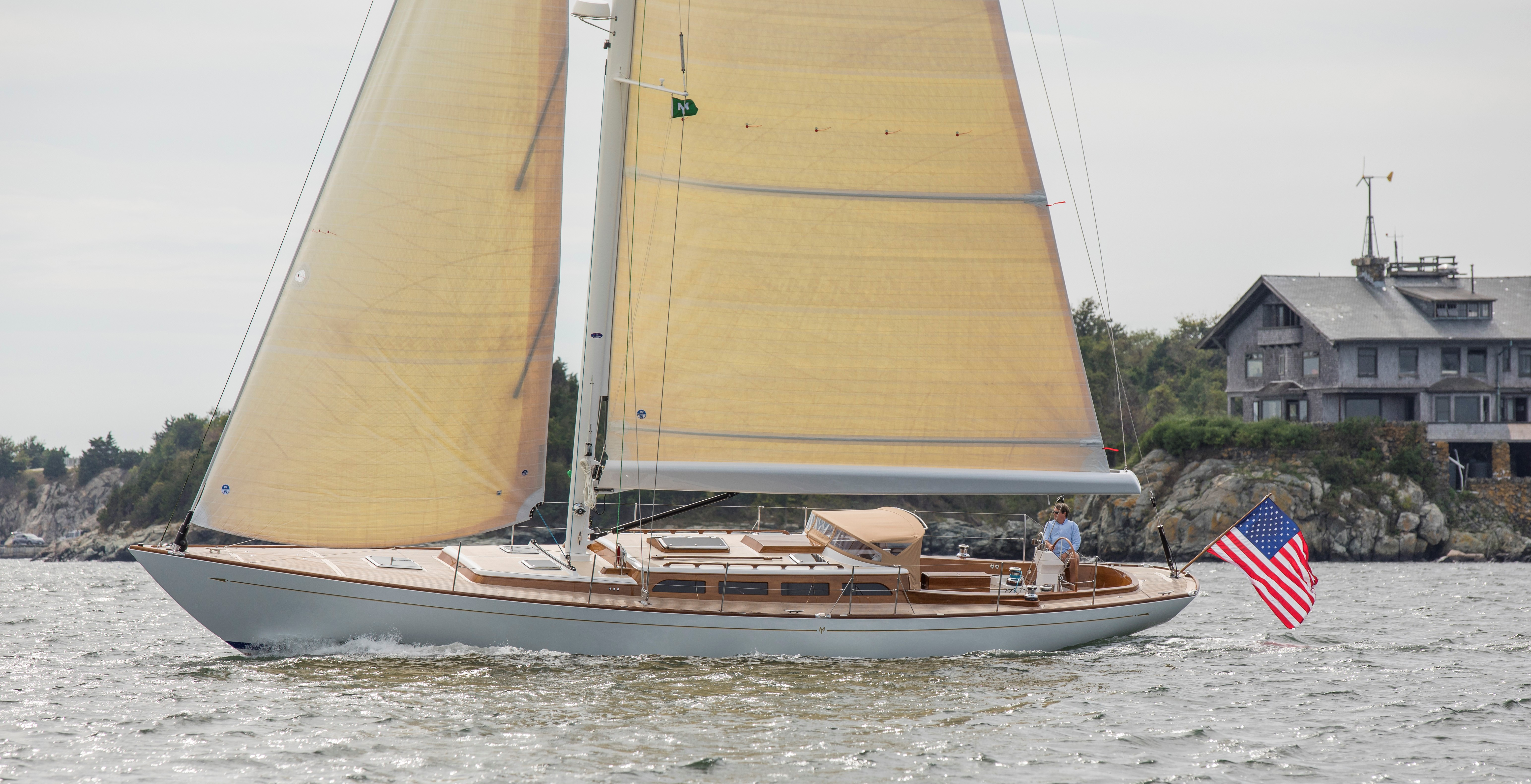 M52 Sailing Yacht | Classical Style with Luxury Accommodations